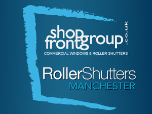 Roller Shutters Manchester Website - Part of Shop Front Group Limited. Manchester based fabricators and suppliers of Roller Shutters, Roller Shutter Doors, Transparent Roller Shutters, Industrial Doors,  Security Shutters,  Garages, Commercial Doors,  24/7 Emergency Callout,  High Speed Door, Auto Doors, Garage Doors, Fire Doors, Steel Roller Shutter, Aluminium Roller Shutters, Roller garage doors